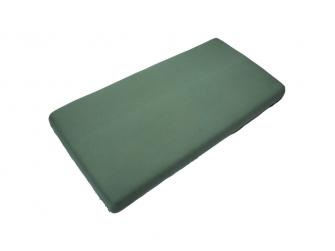Prostěradlo 60 x 120 cm Aspen Green