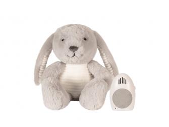 Hračka s tlukotem srdce Milo the Bunny Grey