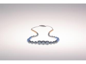 Kojící korále Zara - modré