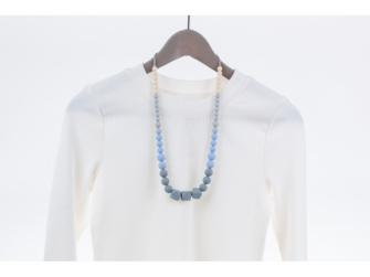 Kojící korále Zara - modré 2