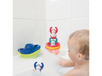 Sada hraček do koupele Opičky 5