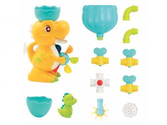 Vodní mlýnek s potrubím Dinosaurus 4