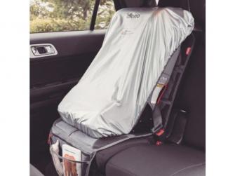 chránič autosedadla Ultra Mat DeLuxe Grey 3