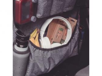 Chránič autosedadla Stow´n Go XL Grey 11