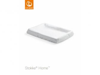 Potah na matraci k přebalovacímu pultu Home™, White