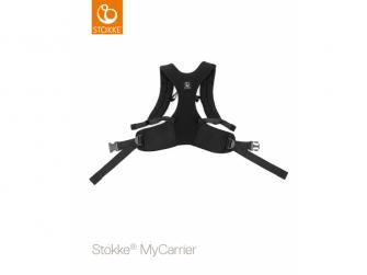 Nosítko MyCarrier™ Front, Black Mesh 2