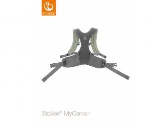 Nosítko MyCarrier™ Front, Green Mesh 2