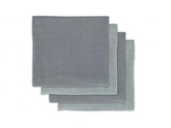 Bambusové pleny (4ks) Storm grey