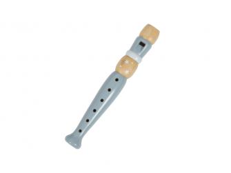 Dřevěná flétna blue 2