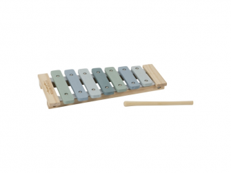 Dřevěný xylofon blue