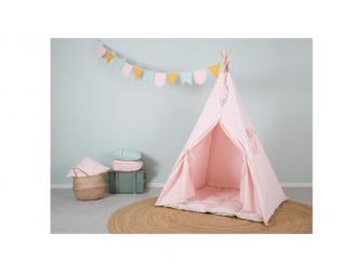 Dětský stan pink