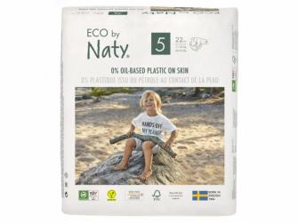 Plenky Naty 5 Junior 11 - 25 kg (22 ks) - NOVÉ BALENÍ