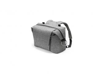 Přebalovací taška, Black Melange 3