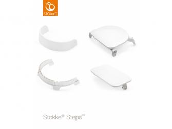 Sedák k židličce Steps™ - White