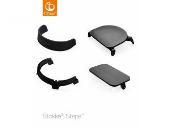 Sedák k židličce Steps™ - Black