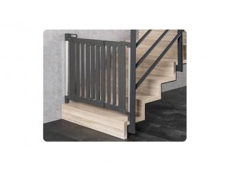 Zábrana Trend dveře/schody dřevo