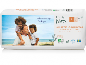 Plenky Naty  Junior 11 - 25 kg - ECONOMY PACK (40 ks)