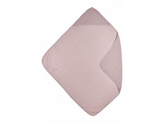mušelínová osuška Uni lilac