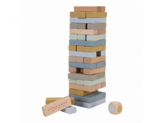 Hra dřevěná věž