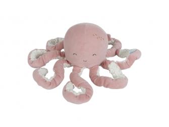 Malá plyšová chobotnička ocean pink