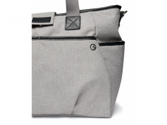 Přebalovací taška Tote Bag Grey Marl 3