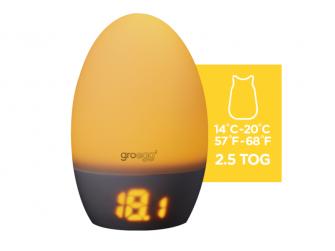 Teploměr a noční světlo Gro Egg2 11