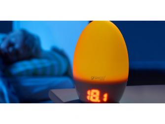 Teploměr a noční světlo Gro Egg2 8