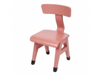 Židlička pink