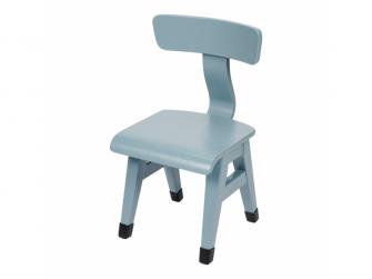 Židlička blue