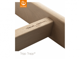 "Židlička Tripp Trapp® dub - White Natural ""Oak Natural"" 2"
