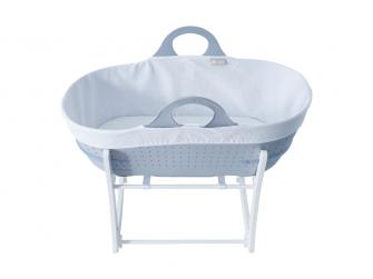 Košík na miminko Sleepee se stojanem Grey