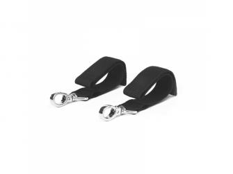 Přebalovací batoh a taška na kočárek 2v1 DUAL, grey melange 7
