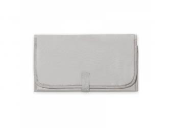 Přebalovací batoh a taška na kočárek 2v1 DUAL, grey melange 9