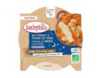 brambory máslová dýně ovčí sýr 230g