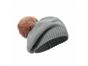 Pletený baret Deco Nouveau 3-100y