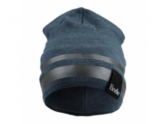 Zimní bavlněná čepice Juniper Blue 6-12m