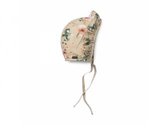 Zimní čepeček pro miminka Meadow Blossom 0-3m 2