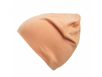 Čepice LOGO Amber Apricot 0-6m 2