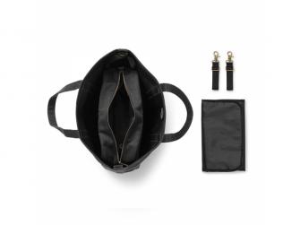 Přebalovací taška Tote Black 2