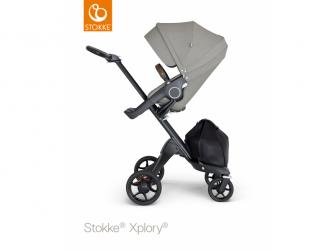 Sedák na kočárky Xplory® V6, Trailz™ - Brushed Grey 2