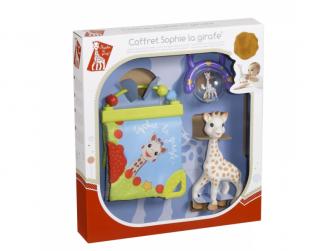 Dárkový set žirafa Sophie (dárkové balení)