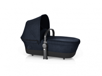 Priam Carry Cot Midnight Blue 2018