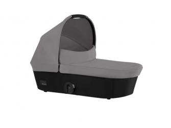 Mios Carry Cot Manhattan Grey 2018