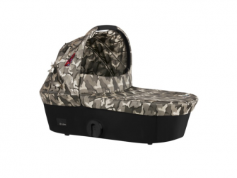 Mios Carry Cot Butterfly 2018 2