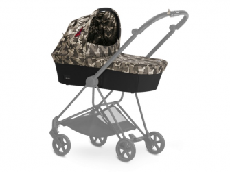 Mios Carry Cot Butterfly 2018 3