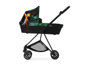 Mios Carry Cot Birds of Paradise 2018 3