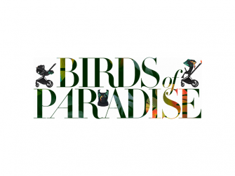 Blanket Priam/Mios Birds of Paradise 2019 2