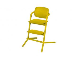 LEMO Wood židle Canary Yellow 2020