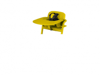 LEMO Snack Tray Canary Yellow 2020