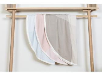 Pletená deka Pink 3